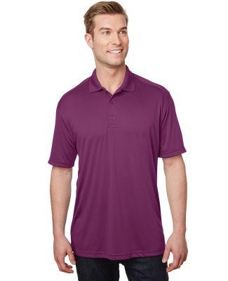 Gildan 488C00 Performance® Colorblock Sport Shirt PLUM