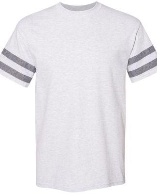 Gildan 5000VT Victory T-Shirt ASH GRY/ GRP HTH