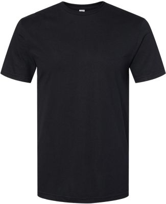 Gildan 67000 Softstyle CVC T-Shirt PITCH BLACK