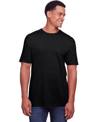 Gildan 67000 Softstyle CVC T-Shirt PITCH BLACK