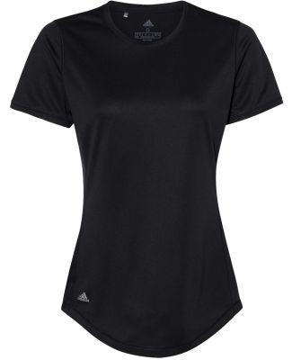 Adidas Golf Clothing A377 Women's Sport T-Shirt Black