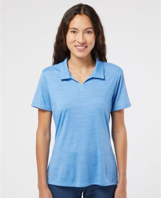 Adidas Golf Clothing A403 Women's Mélange Sport Shirt Catalog