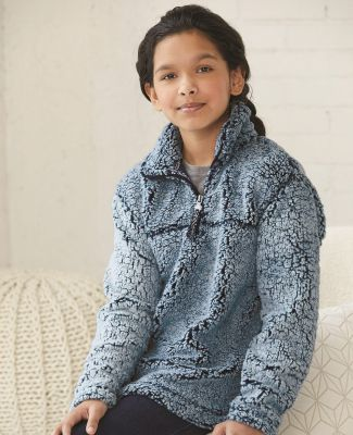 Boxercraft YQ10 Youth Sherpa Quarter-Zip Pullover Catalog