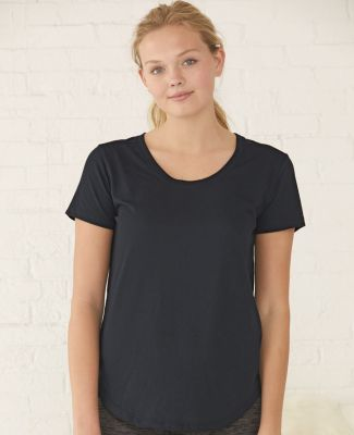 Boxercraft T61 Women's At Ease Scoop Neck T-Shirt Catalog