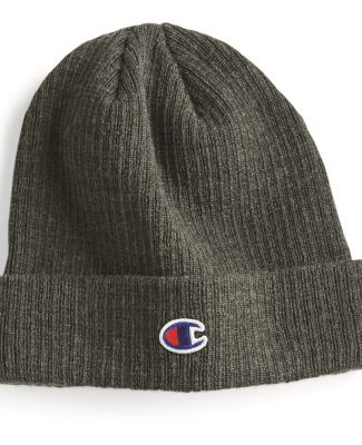 Champion Clothing CS4003 Ribbed Knit Cap Catalog