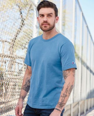 Champion Clothing CD100 Garment Dyed Short Sleeve T-Shirt Catalog