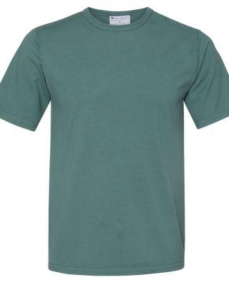 Champion Clothing CD100 Garment Dyed Short Sleeve T-Shirt Catalog