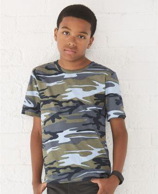 Code V 2207 Youth Camouflage T-Shirt Catalog