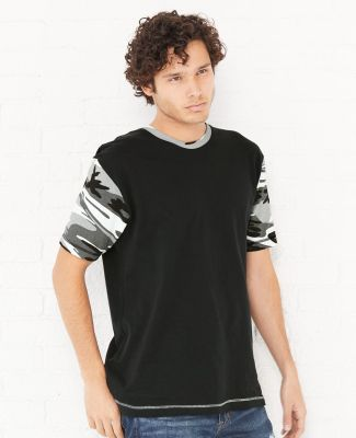 Code V 3908 Fashion Camo T-Shirt Catalog