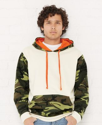 Code V 3967 Fashion Camo Hooded Sweatshirt Catalog