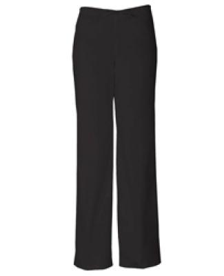 Dickies Medical 83006T - Unisex Drawstring Pant-Ta Black