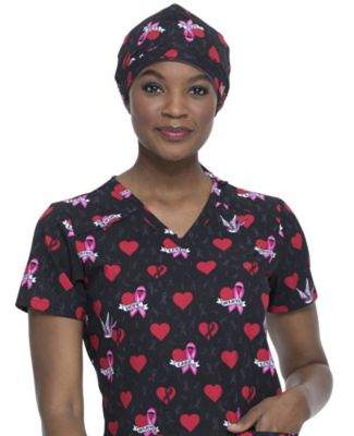 Dickies Medical DK509 - Scrub Hat Be-Cause Of You