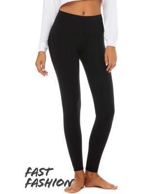 Bella + Canvas 0813 Fast Fashion Women's High Waist Fitness Leggings Catalog