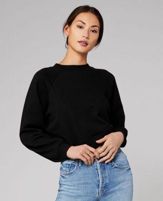 Bella + Canvas 7505 Fast Fashion Women's Raglan Pullover Fleece Catalog