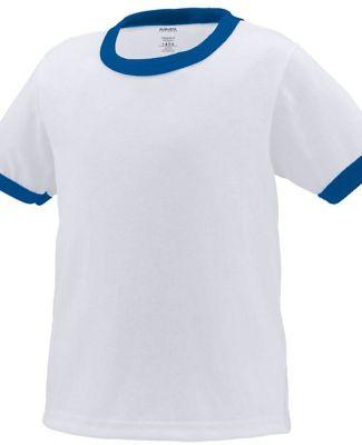 Augusta Sportswear 712 Toddler Ringer T-Shirt Catalog