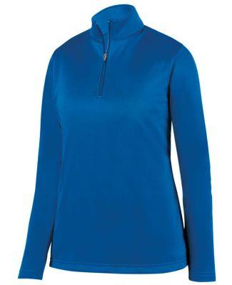 Augusta Sportswear 5509 Women's Wicking Fleece Quarter-Zip Pullover Catalog