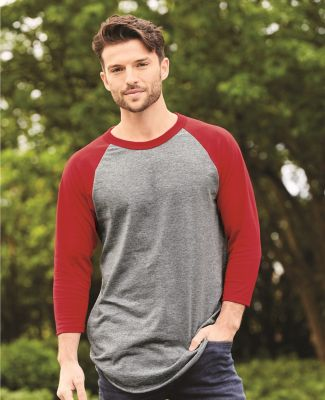 Augusta Sportswear 4420 Three-Quarter Raglan Sleeve Baseball Jersey Catalog
