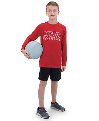 Augusta Sportswear 2796 Youth Attain Wicking Long Sleeve Shirt Catalog