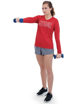 Augusta Sportswear 2797 Women's Attain Wicking Long Sleeve Shirt Catalog