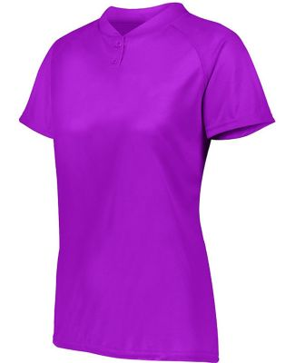 Augusta Sportswear 1567 Women's Attain Two-Button Jersey Catalog