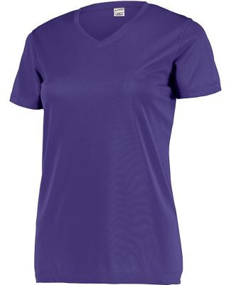 Augusta Sportswear 4792 Women's Attain Wicking Set-in Short Sleeve T-Shirt Catalog