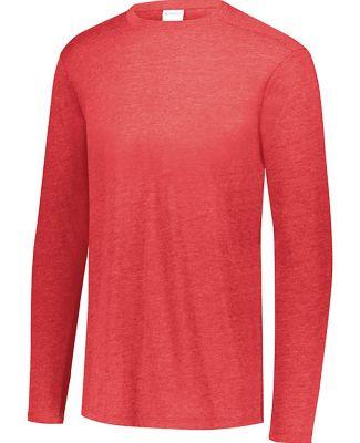 Augusta Sportswear 3075 Triblend Long Sleeve Crewneck T-Shirt Catalog