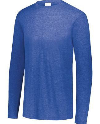 Augusta Sportswear 3076 Youth Triblend Long Sleeve Crewneck T-Shirt Catalog