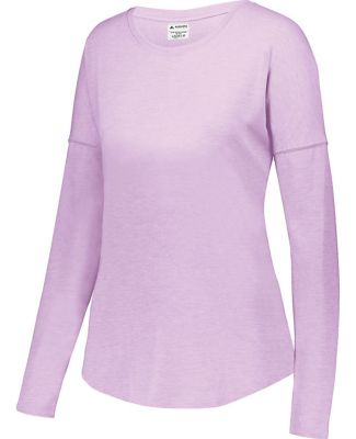 Augusta Sportswear 3077 Women's Lux Triblend Long Sleeve T-Shirt Catalog