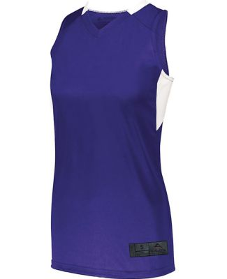 Augusta Sportswear 1732 Women's Step-Back Basketball Jersey Catalog