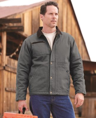 DRI DUCK 5091 Rambler Boulder Cloth Jacket Catalog