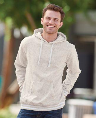 J America 8649 Relay Fleece Hooded Sweatshirt Catalog