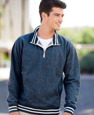 J America 8650 Relay Fleece Quarter-Zip Sweatshirt Catalog