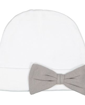 Rabbit Skins 4453 Premium Jersey Infant Bow Cap Catalog