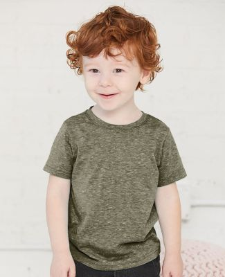 Rabbit Skins 3391 Toddler Harborside Mélange T-Shirt Catalog