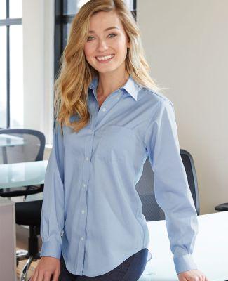 Van Heusen 13V0110 Women's Pinpoint Oxford Shirt Catalog