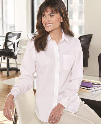 Van Heusen 13V0216 Women's Broadcloth Long Sleeve Shirt Catalog