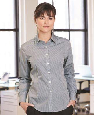 Van Heusen 13V0226 Women's Gingham Check Shirt Catalog