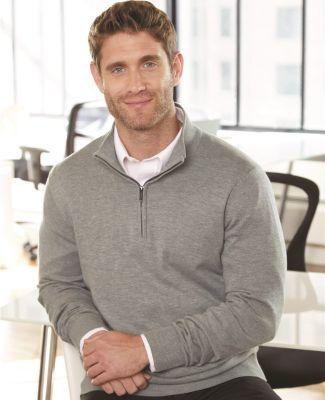 Van Heusen 13VS005 Quarter-Zip Sweater Catalog