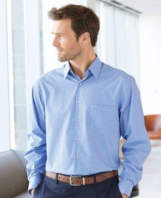Van Heusen 13V5051 Broadcloth Point Collar Check Shirt Catalog