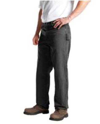 Dickies DU336R Men's Relaxed Fit Straight-Leg Carp BLACK _30