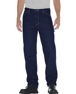 Dickies 1994 Unisex Relaxed Straight Fit Carpenter INDIGO BLUE _30