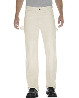 Dickies 2053 Unisex Painter's Double Knee Utility  NATURAL _30