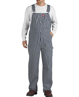 Dickies 83297 Unisex Hickory Stripe Bib Overall HICKRY STRIPE _30