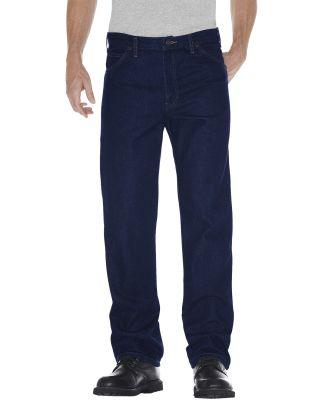 Dickies 9393 Unisex Regular Straight Fit 5-Pocket  INDIGO _28