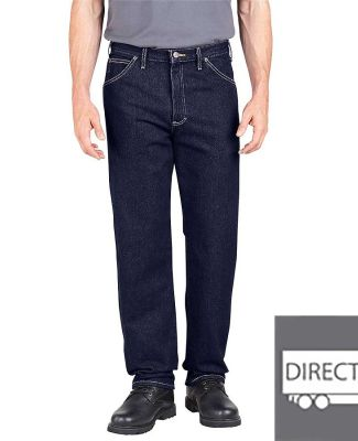 Dickies CR393 Unisex Industrial Relaxed Fit Denim Jean Pant Catalog