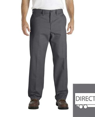 Dickies LP817 Men's Industrial Flat Front Comfort Waist Pant Catalog