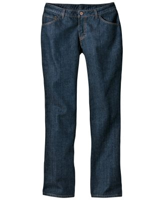 Dickies FD231 13 oz. Women's Denim Five-Pocket Jea IND BLUE _06