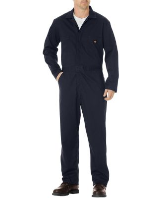 Dickies 48300 Men's Basic Coverall DK NAVY _S