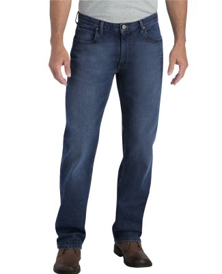 Dickies XD740 Men's X-Series Relaxed Fit Straight- D WSH STR IND _30