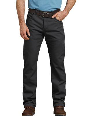 Dickies DP803 Men's FLEX Regular Fit Straight Leg  STONEWASH BLK _30
